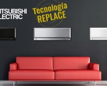Campaña REPLACE de Mitsubishi. Ahorra x2